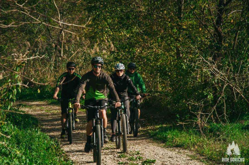 Bike holidays moravske toplice